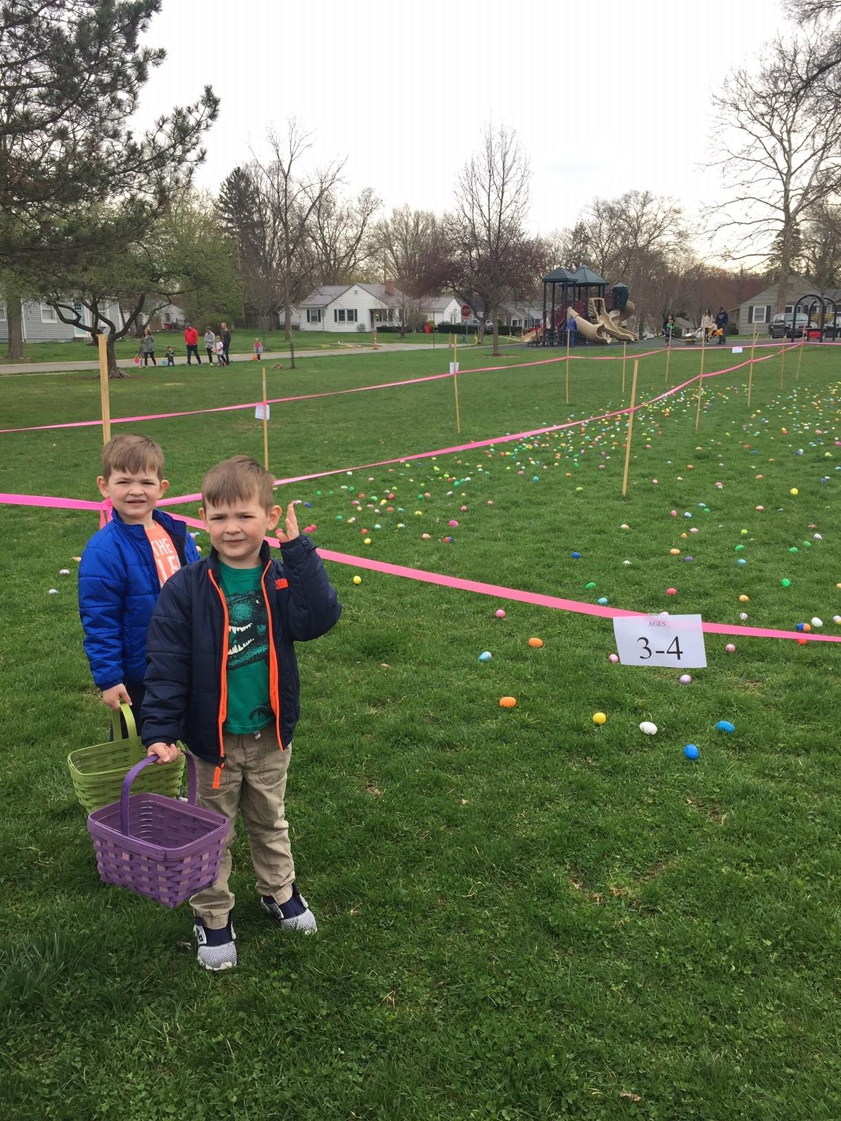 CHCA Easter Egg Hunt 2019