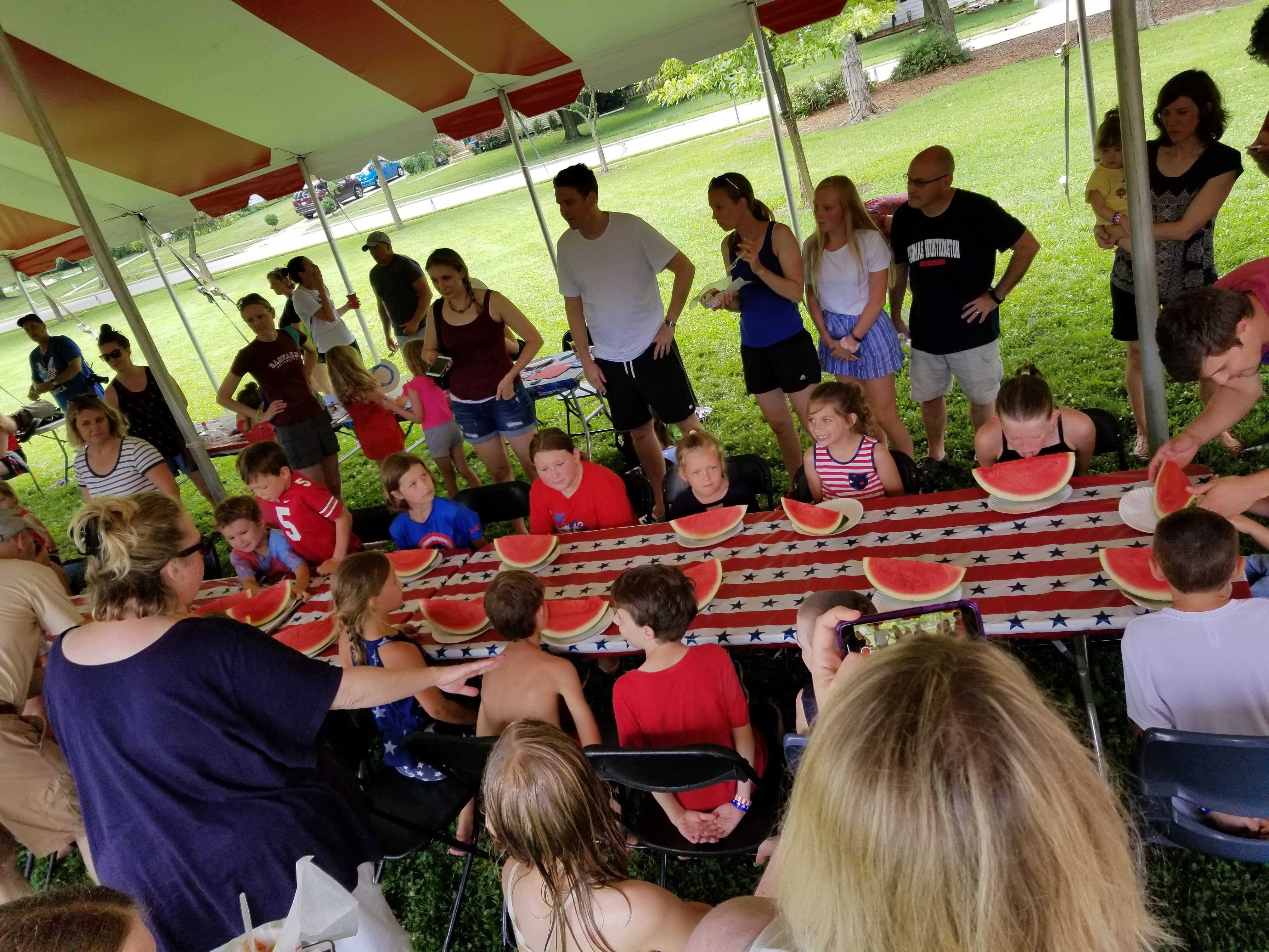 CHCA 4th of July Photos