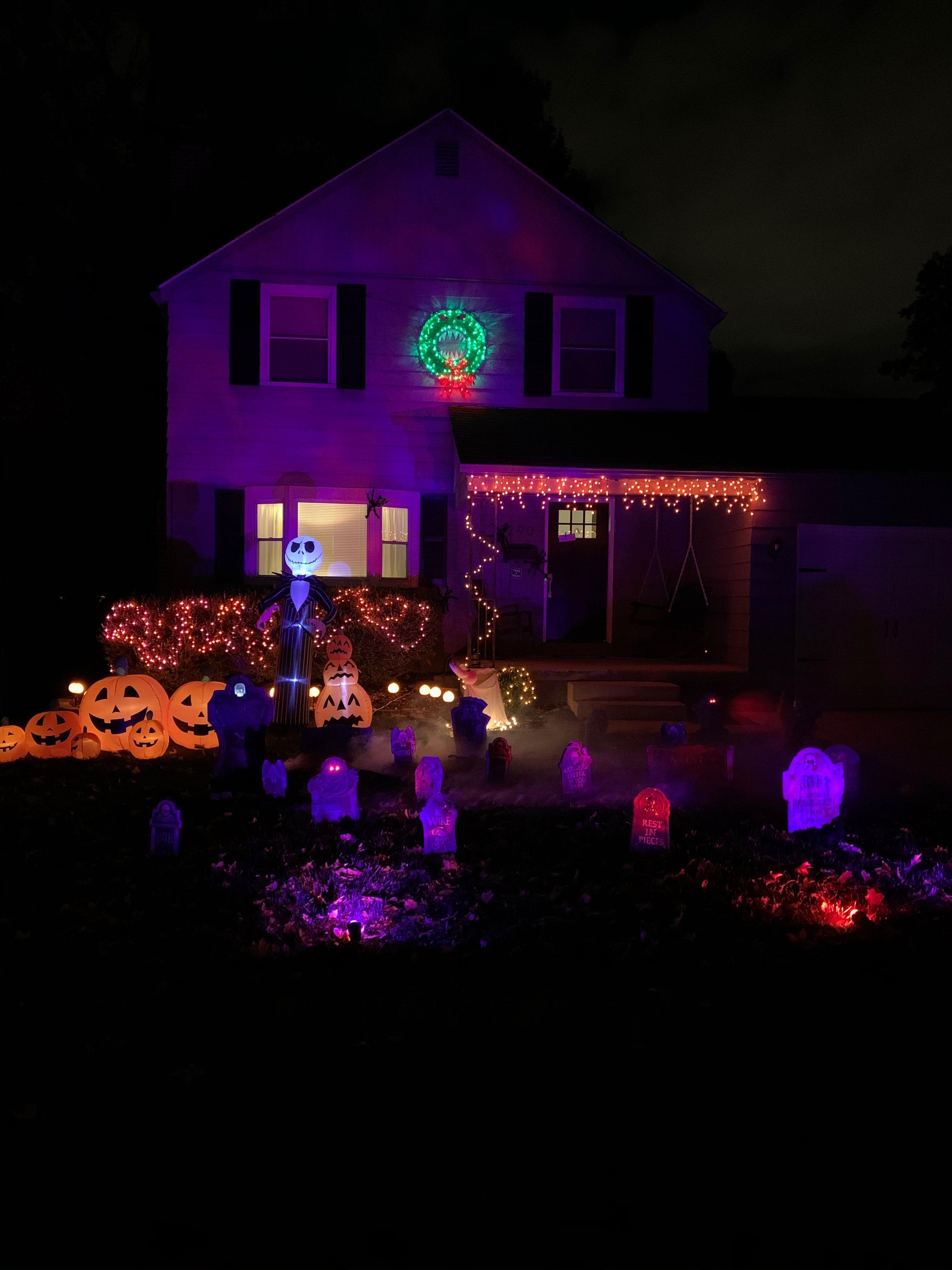 Halloween Decorating 2019