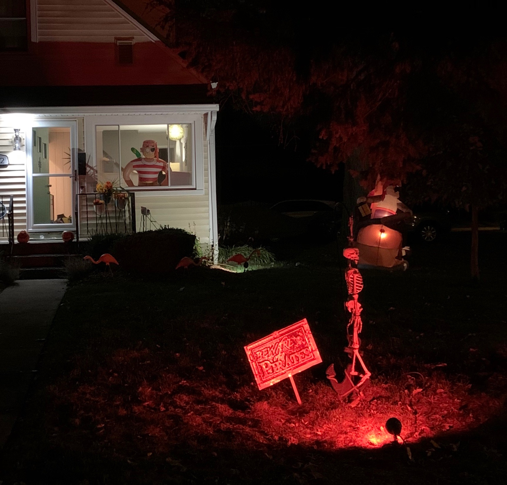 Halloween Decorating 2019