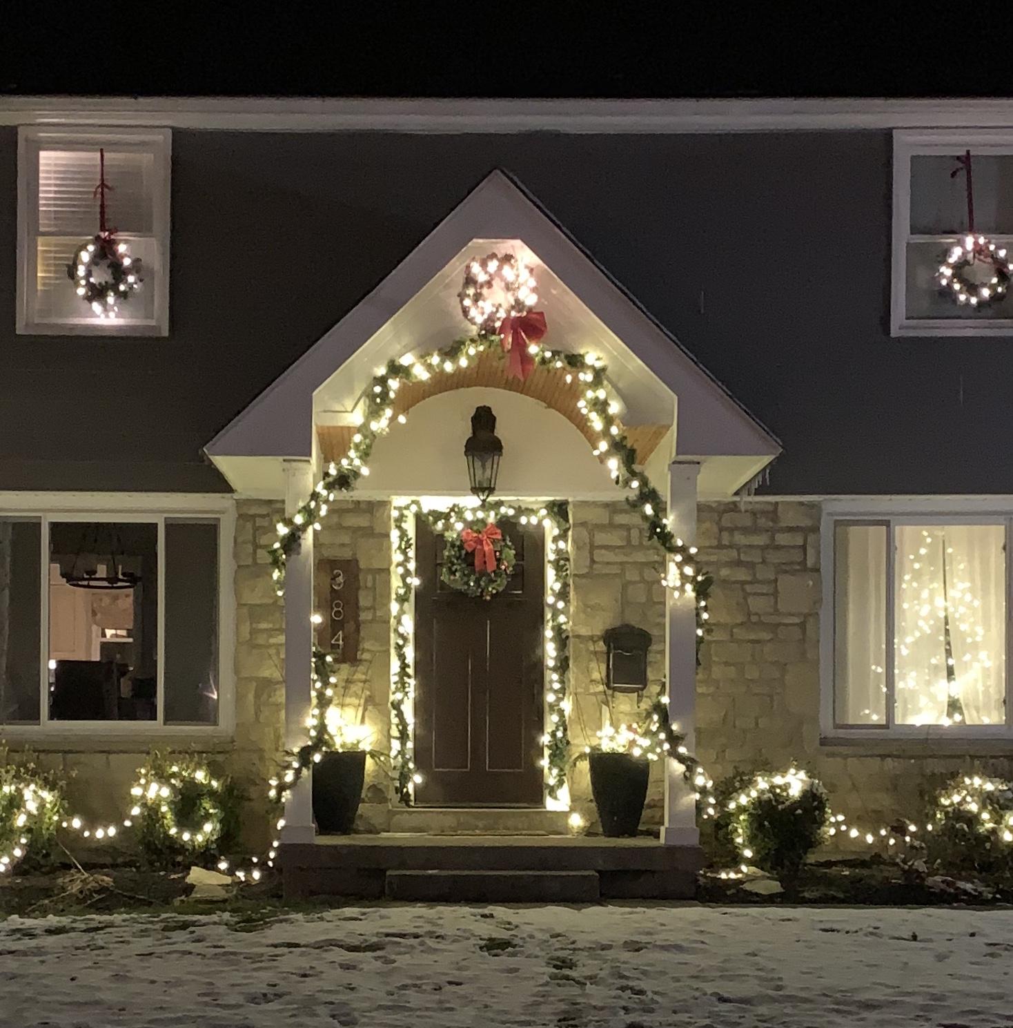 2019 Holiday Decorating