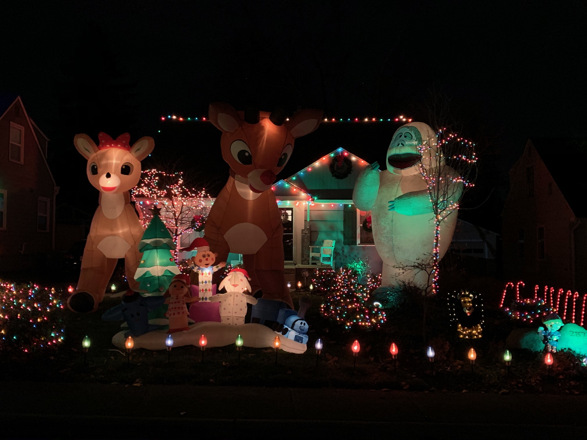 2020 Holiday Decorating